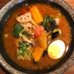 スープカレーが大好きな私のダントツ一位のお店!!